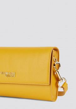 Clutch T-Easy light in saffiano versione mini