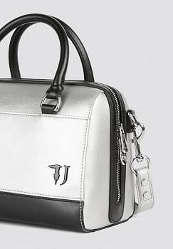 Bauletto T-Easy City small in similpelle metal bicolor