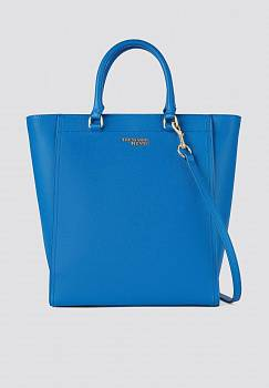 Borsa T-Easy light Tote medium in saffiano con logo