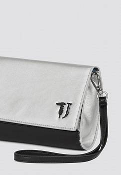 Mini clutch T-Easy city in similpelle metal bicolor